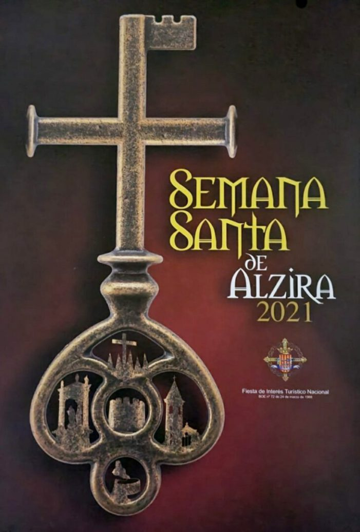Alzira ja té cartell anunciador per a la Setmana Santa de 2021