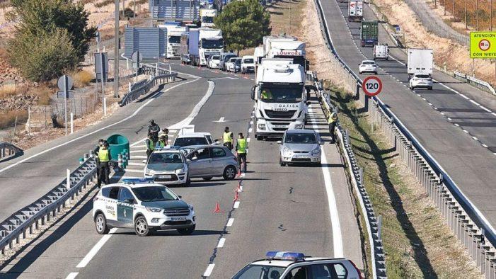 Informació de la Delegació del Govern a les 12.30 hores del dia 30 de gener de 2021 sobre tancament perimetral ciutats de més de 50.000 habitants de la C. Valenciana