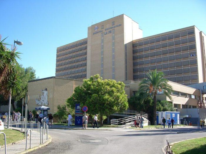 Les obres de desamiantat del pavelló central de l'antic hospital La Fe comencen el 12 de gener
