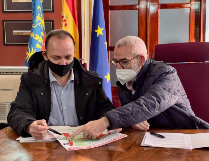 Alboraia primer municipi de la província a signar un conveni de cessió amb la Conselleria d'habitatge sobre el dret de tanteig per a la compra de l'habitatge