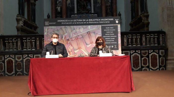 Máximo Huerta reivindica la literatura oral com a font de cultura heretada dels avantpassats