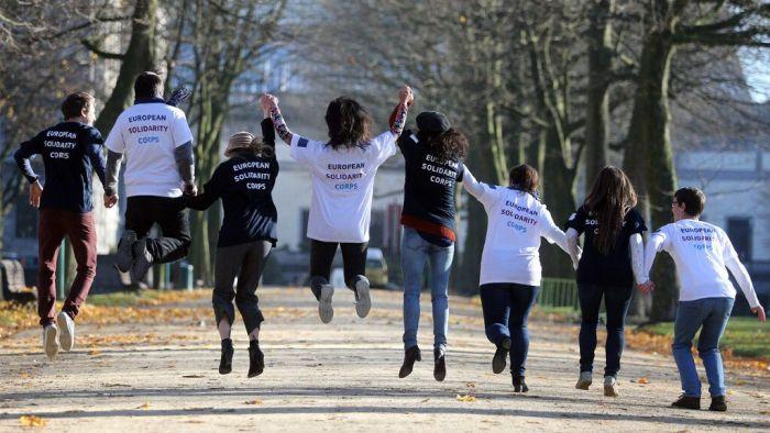 El Cos Europeu de Solidaritat reconeix 23 projectes de voluntariat impulsats des de la Comunitat Valenciana