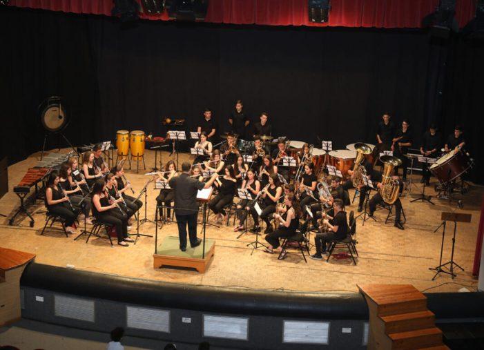 L'Ajuntament de l'Alcúdia torna el 25% de la matrícula a l'alumnat de música
