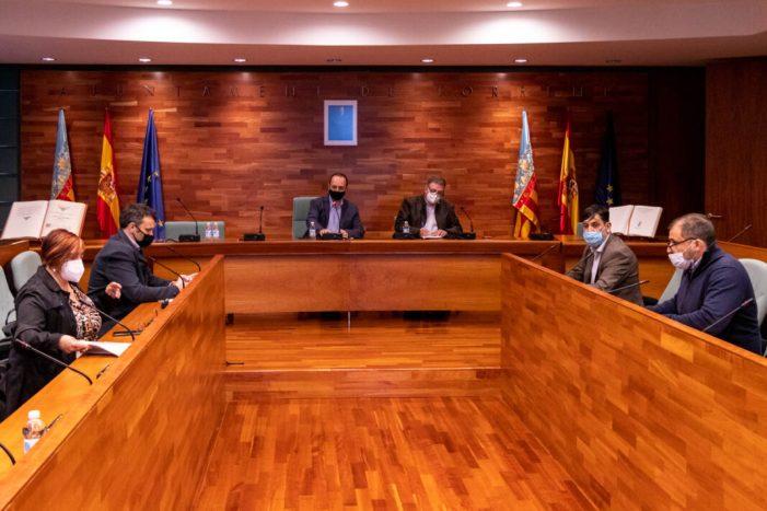 L'Ajuntament de Torrent es reuneix amb Conselleria per a buscar una solució a les famílies afectades pel venciment del contracte de lloguer amb la SAREB
