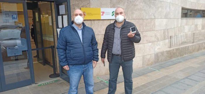 CSIF denúncia davant Inspecció a la Direcció de Tresoreria de la Seguretat Social per negar-li l'accés a l'edifici de Paterna