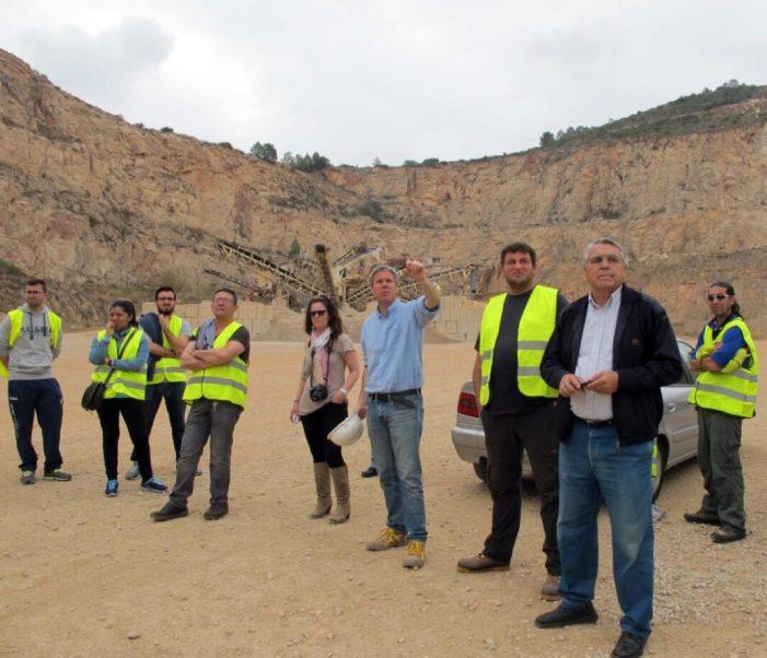 El TSJ de València anul·la la denegació de llicència de l'Ajuntament de Corbera a una pedrera
