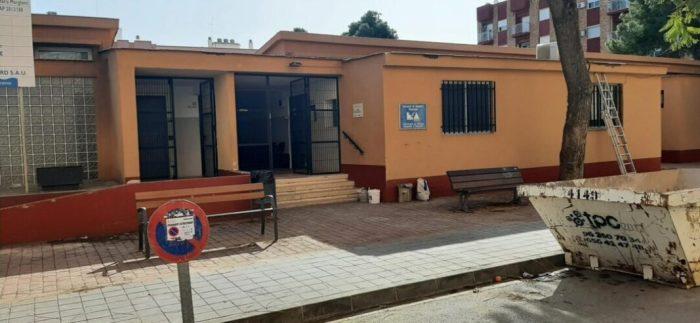 L'Ajuntament de Meliana fa obres de millora en l'edifici del centre de formació de persones adultes