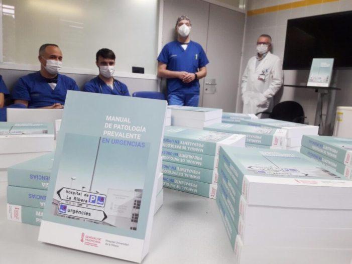 L'Hospital de la Ribera recopila en un Manual el maneig de les patologies més freqüents en els serveis d'Urgències