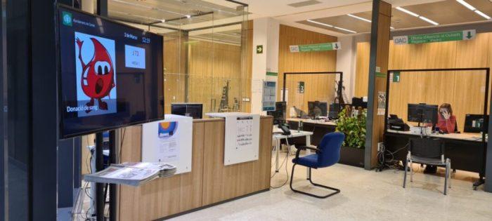 Carlet instal·la un sistema de cita prèvia per als tràmits administratius