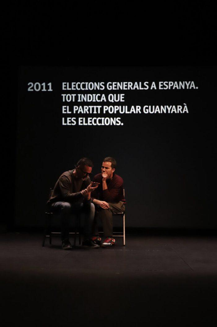 L'Institut Valencià de Cultura presenta 'La sort' al Teatre Rialto