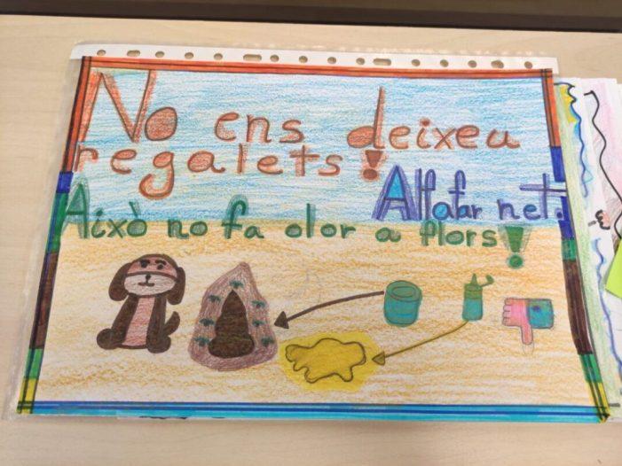 Alfafar convoca un concurs escolar de dibuix sobre neteja viària