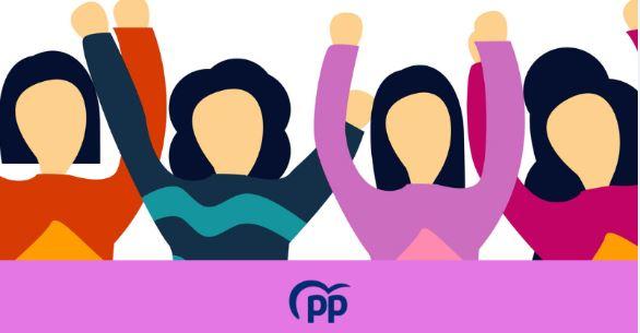 El PP celebrarà el 8 de març amb una cadena d'homenatges en RRSS a dones anònimes de Torrent, així com un passeig individual per la igualtat