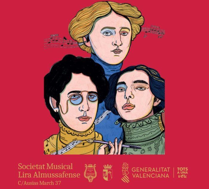 """Almussafes presenta l'exposició """"Les Nostres Compositores"""""""