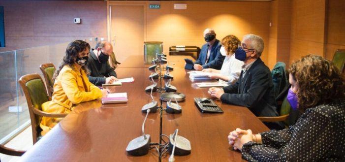 Creu Roja presenta els resultats dels projectes de Cooperació Internacional finançats per la Diputació de València
