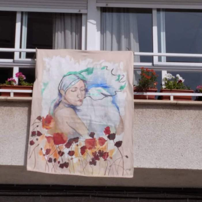 Art als pobles de València pel 8M
