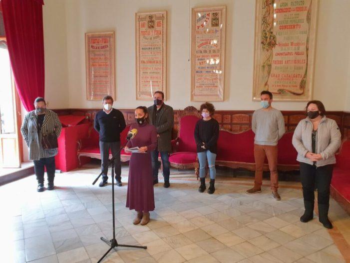 Sueca celebra el Dia Internacional de la Dona amb la lectura d'un manifest condicionada a la situació de crisi sanitària