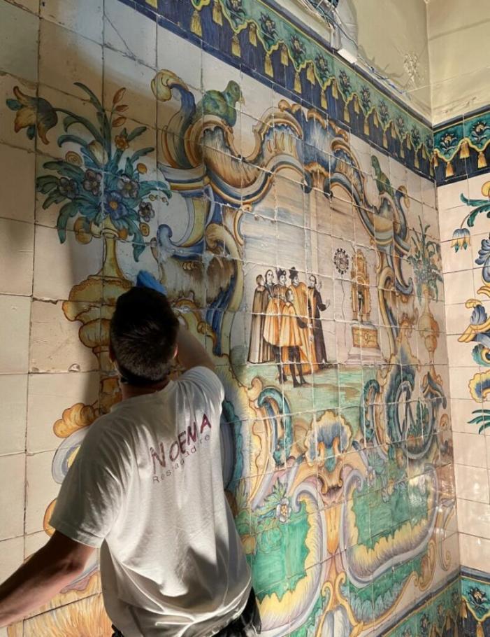 L'Ajuntament de València ultima les obres de rehabilitació de la casa natalícia de Sant Vicent Ferrer