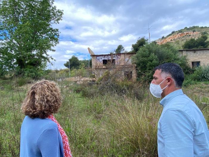 """Folgado (PP de Torrent): """"Temem que el govern de Ros puga convertir la pedrera en un nou abocador. I a Torrent no volem un nou GEMERSA"""""""