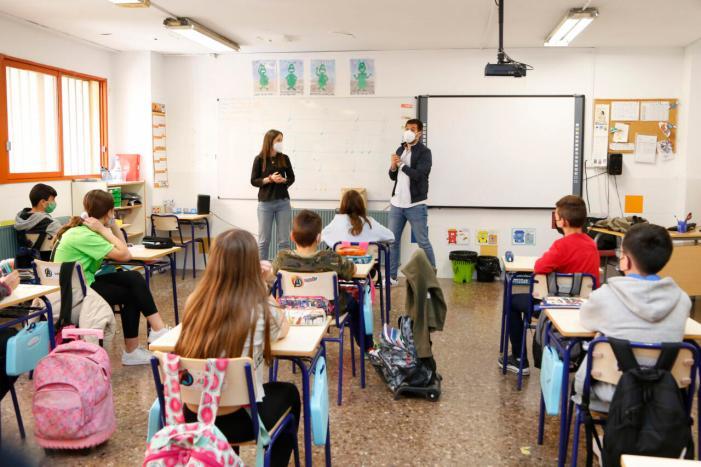 Mislata impulsa la lluita contra l'assetjament escolar en els centres educatius