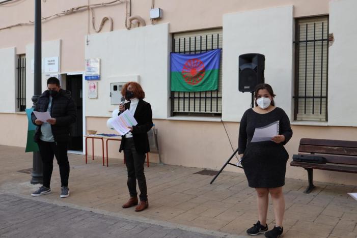 Cullera commemora el Dia Internacional del Poble Gitano