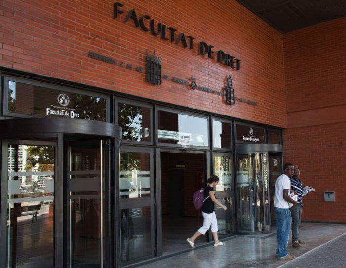 La Universitat de València organitza el primer repte de talent per a promocionar l'ocupació del seu estudiantat