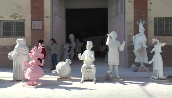 L'Ajuntament de València destina 4 milions d'euros en ajudes al sector faller