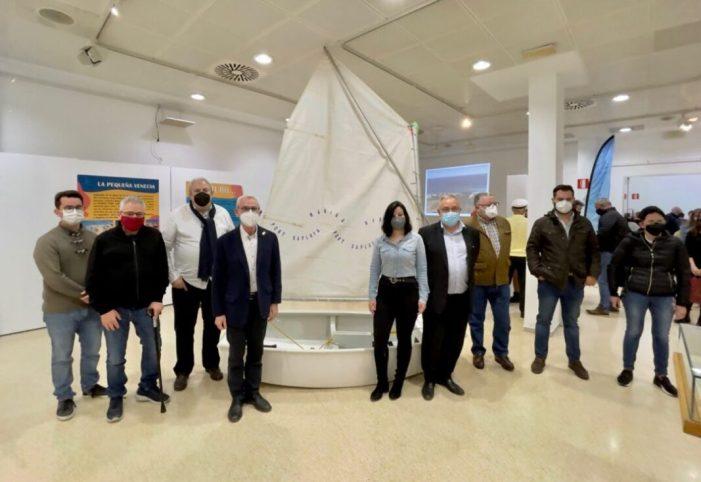 La Casa de la Cultura d'Alboraia inaugura una exposició de la Marina de Port Saplaya