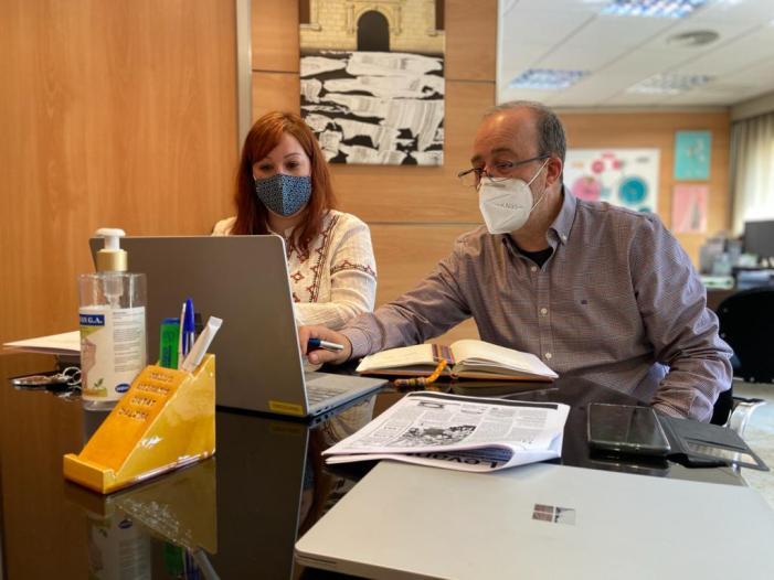 Alzira constituix el comitè organitzador de la Trobada anual de XarxaSalut