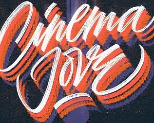 Cinema Jove desvela el cartell de la 36a edició, signat per l'especialista en 'lettering' Joan Quirós
