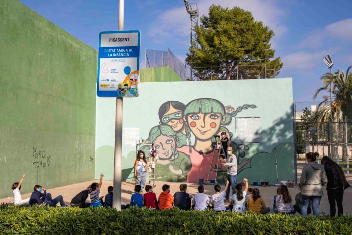 Picassent participa en un programa de formació i sensibilització sobre els drets de la infància