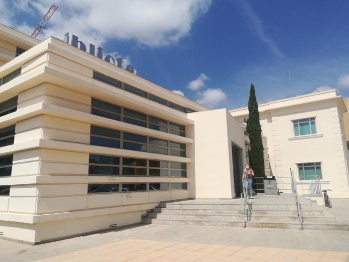 La Biblioteca de Quart de Poblet es convertirà en un edifici intel·ligent
