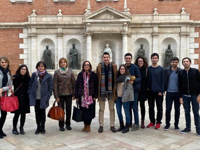 Patenten un mètode per a eliminar l'excés de nitrat de l'aigua, que utilitza palla d'arròs a l'Universitat de València