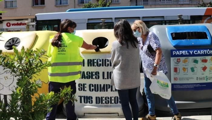 Les claus de l'èxit en la recollida de residus de Quart de Poblet: innovació, informació a la ciutadania i originalitat