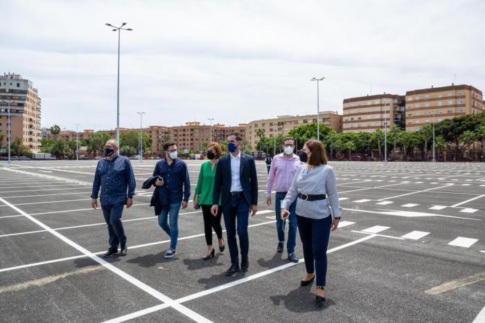 Mislata obri un nou macroaparcament públic i gratuït