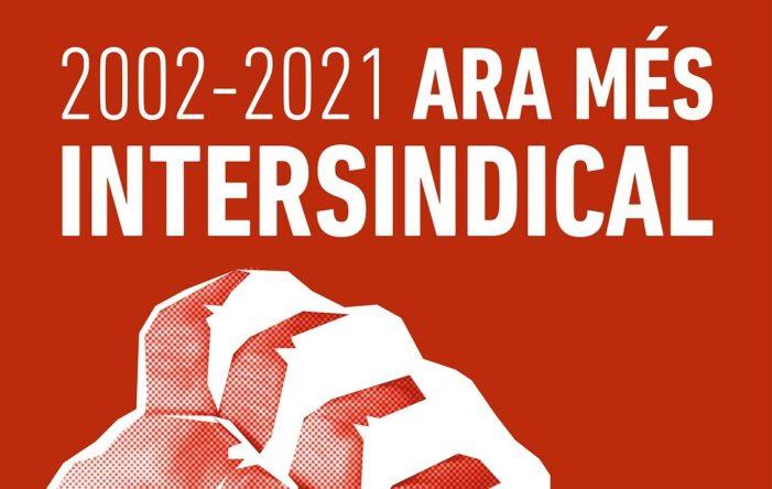 Intersindical Valenciana exigeix la derogació de les reformes laborals