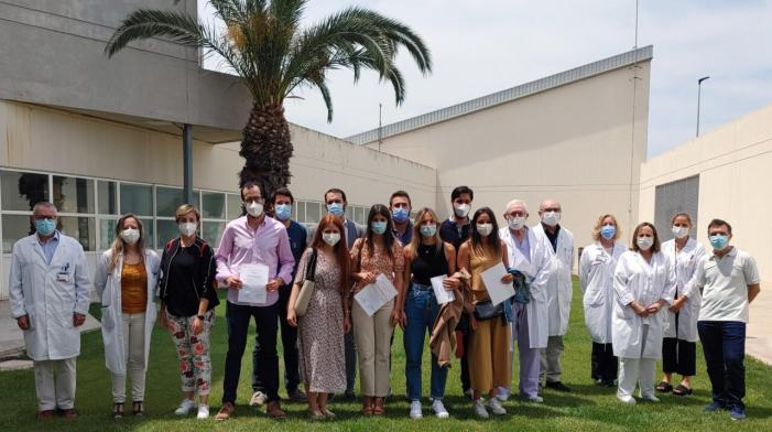 20 residents completen la seua formació sanitària especialitzada en el Departament de Salut de la Ribera