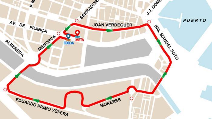 L'Ajuntament de València prepara un dispositiu per acollir la III Carrera Marta Fernández de Castro este diumenge