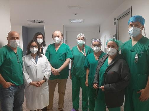 El Servei de Cirurgia General de l'Hospital Clínic incorpora una nova tècnica per a tractament de la disseminació del tumor en l'abdomen
