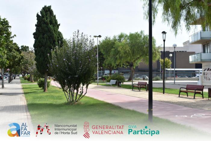 El projecte de carril bici al voltant de l'Albufera opta als pressupostos participatius de la Generalitat