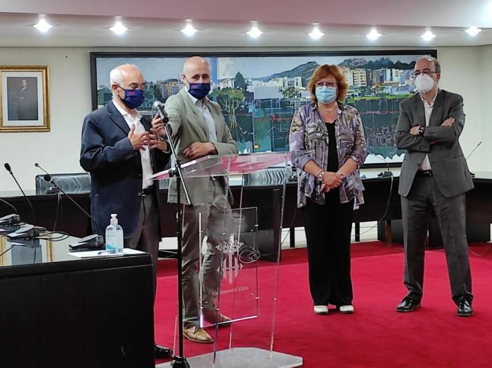Cs Alzira mostra la seua preocupació després de la reunió amb la Delegada del Govern i el President de la Confederació Hidrogràfica del Xúquer, sobre els problemes de les inundacions de la nostra Ciutat