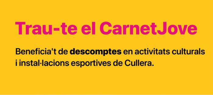 La joventut de Cullera tindrà descomptes en activitats culturals i instal·lacions esportives