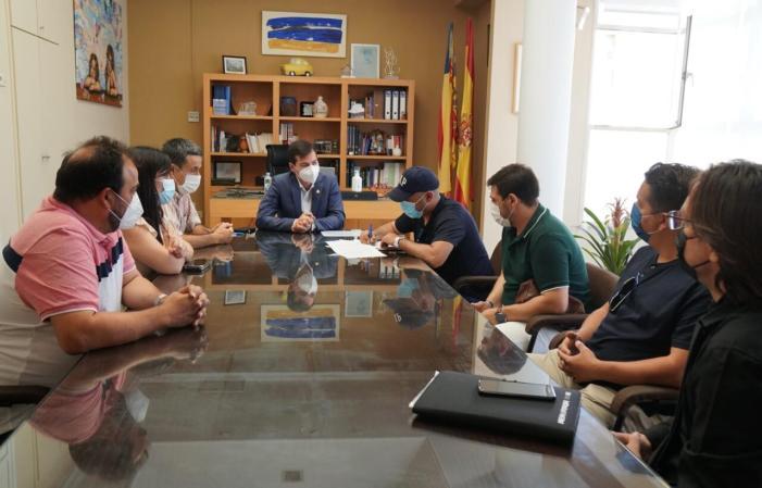 L'Ajuntament de Burjassot renova el seu conveni de col·laboració amb l'associació gitana del municipi