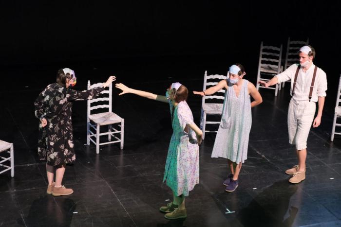 Escena Erasmus de la Universitat de València visitarà Alzira amb el seu nou espectacle El viatge impossible