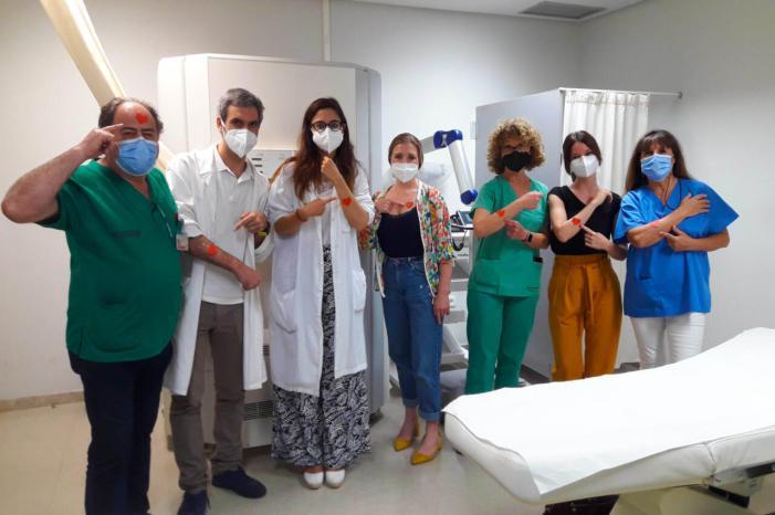 L'Hospital de la Ribera se suma a la iniciativa #MisiónAmarte per a l'autoexploració i prevenció del melanoma
