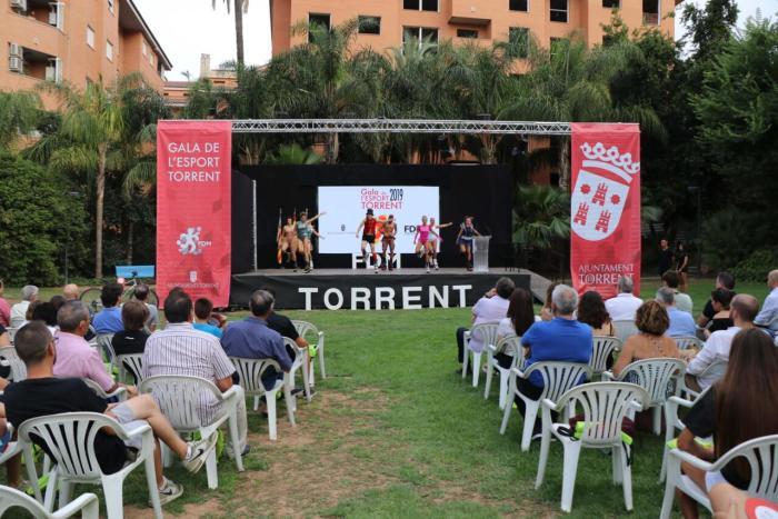 Torrent premiarà als seus esportistes en una Gala de l'Esport especial