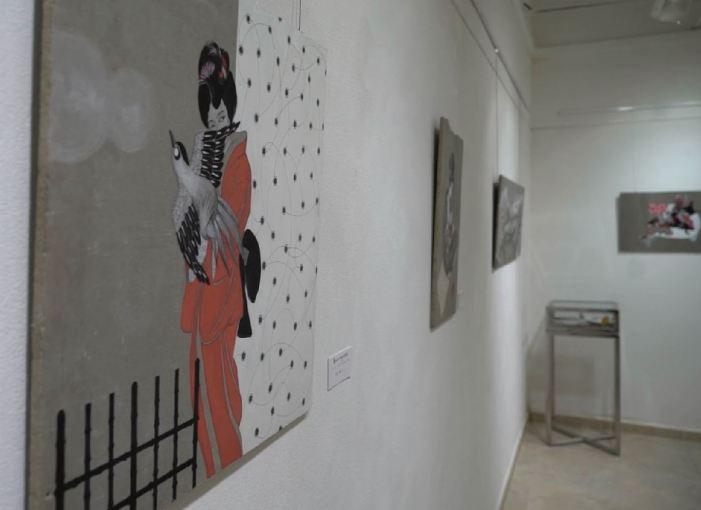 La il·lustradora Mai Hidalgo exposa el seu #MixCultures a la Sala Paulino Peris Guerola