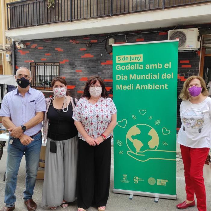 Godella celebra el Dia del Medi Ambient conscienciant a la ciutadania