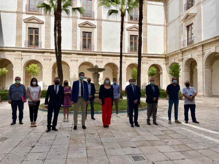 El Pla de Recuperació portarà la connectivitat digital d'alta velocitat a tota la Comunitat Valenciana
