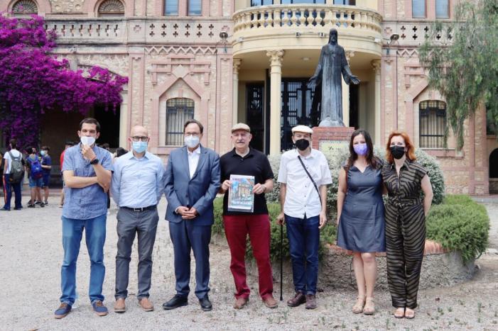 L'Institut Doctor Faustí Barberà d'Alaquàs organitza un diàleg amb estudiants sobre el grup conegut com 'els 10 d'Alaquàs