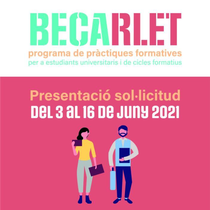 L'Ajuntament de Carlet posa en marxa el BECArlet2021